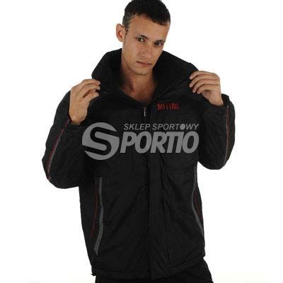 Kurtka No Fear Padded Hooded Jacket Snr bl