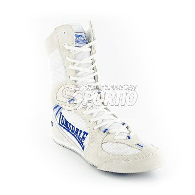 Buty Lonsdale Box Boot Hi Snr 00 wr