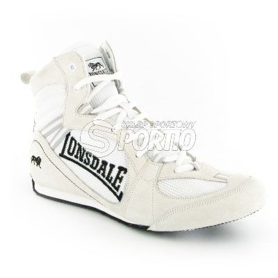 Buty Lonsdale Box Boot Lo Snr 00 wb
